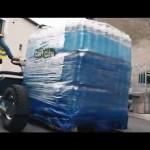 CartCity par TRANSMANUT tire-palette électrique tout terrain pour livraisons urbaines et semi urbaines pour charges denses
