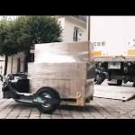 CartCity tire-palette électrique tout terrain urbain