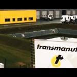 CartCity TRANSMANUT tire-palette électrique, tire-palette tout terrain pour livraisons urbaines